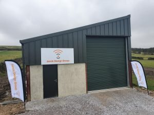 Read more about the article Our Satellite Office is Built