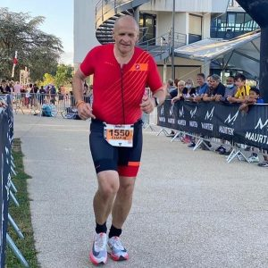 Read more about the article Congratulations to Charlie, Our Iron Man