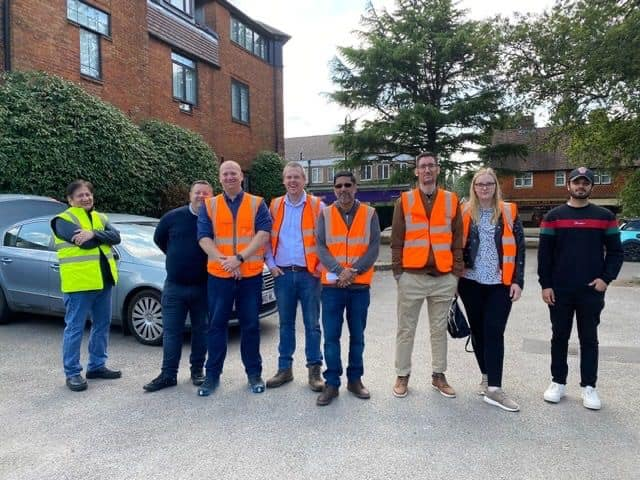 Read more about the article Successful Day with Grayshott Gigabit